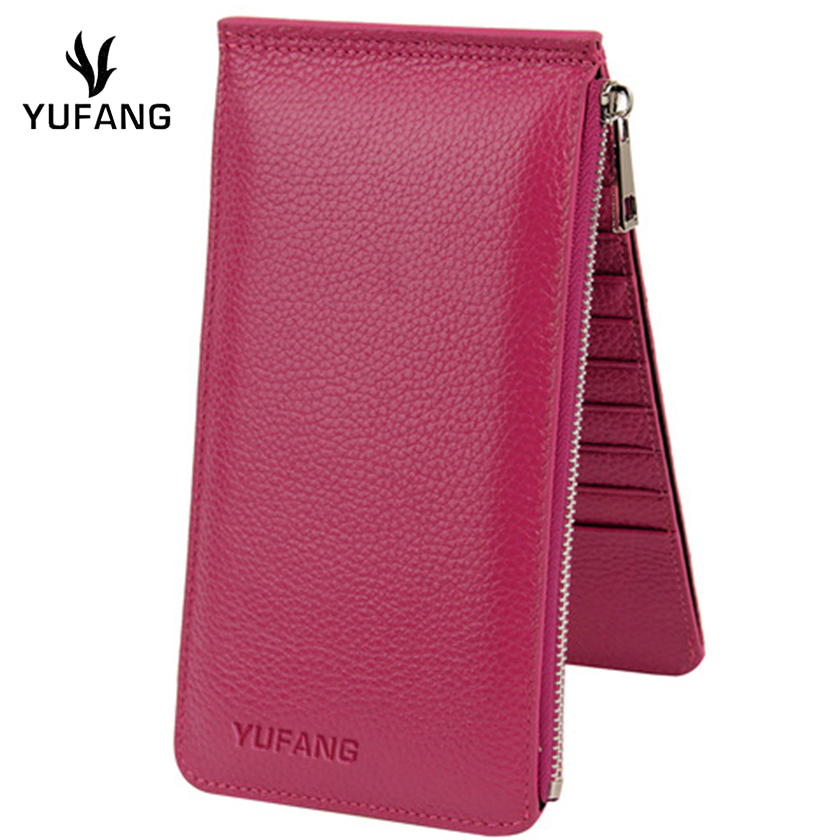 Yufang genuine leather business credit card holder men women brand yufang genuine leather business credit card holder men women brand bank id card protector design wallet in card id holders from luggage bags on reheart Choice Image