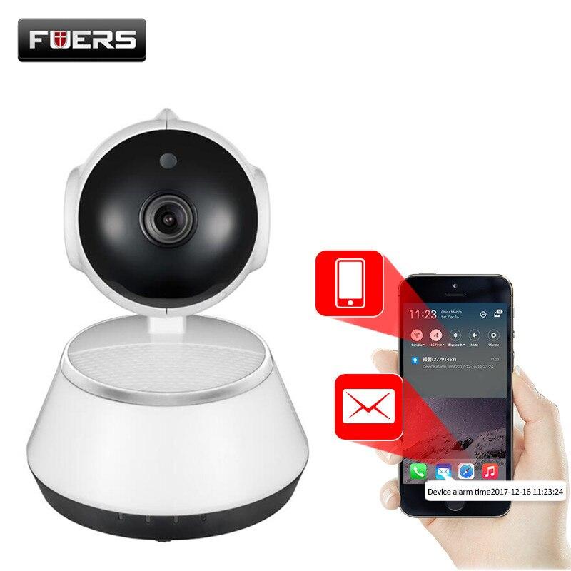 Fuers 720 P IP Caméra Wi-Fi Sans Fil Surveillance Caméra P2P CCTV Wifi Ip Caméra APPLICATION Gratuite V380 Home Security Cam Bébé moniteur