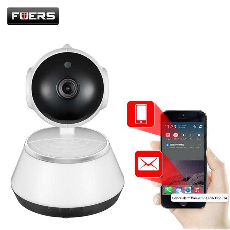 Fuers 720 P IP Camera Wi-Fi Wireless Telecamera di Sorveglianza P2P CCTV Wifi Ip Camera APP Gratuita V380 Home Security Cam Bambino Monitor