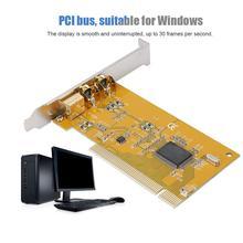 AV PCI 1394 878A карта захвата данных карта наблюдения видео HD карта захвата в продаже Горячая Распродажа