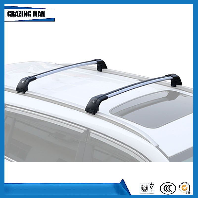 Genuine Peugeot 3008 SUV 2017 Roof Rack Bars For Vehicles With Raised Roof Rails