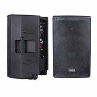 STARAUDIO 15 дюймов 4000 Вт класса D караоке активный KTV сценический ПА DJ Аудио Динамик 4 Ом 2 полосная этап динамик bluetooth