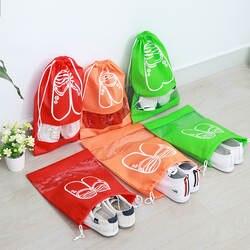 2 размера непромокаемая обувь сумки чехол для женщин Дорожная сумка переносная Drawstring сумка Упаковка органайзер для мужчин journay Organizador
