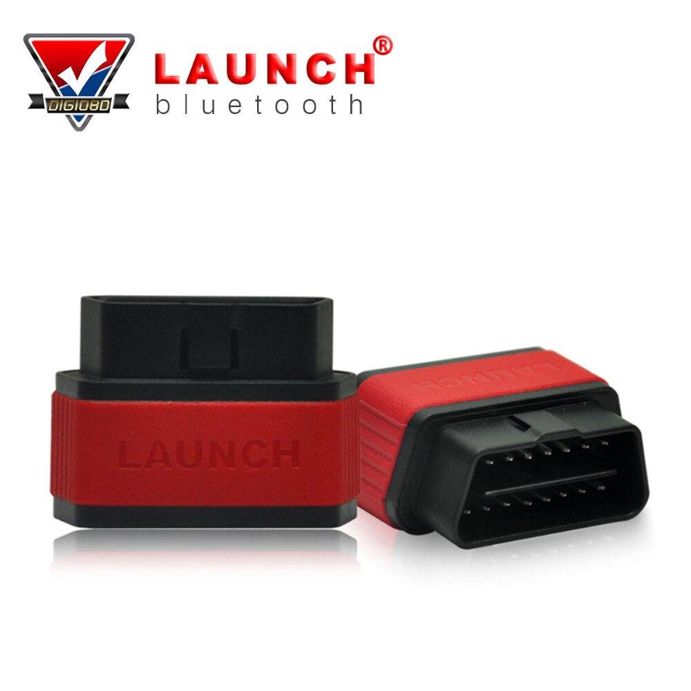 Prix pour 100% D'origine Lancement x431 Pro/V/V + adaptateur Bluetooth mise à jour en ligne lancement X-431 V/V +/Pro Bluetooth Connecteur Livraison Gratuite