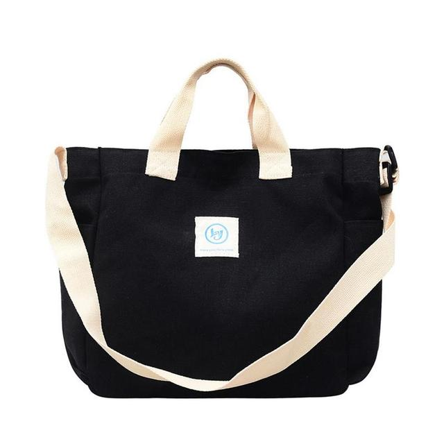 Canvas Tote Shoulder Bag...