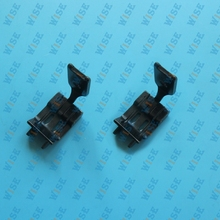2 PCS TWO NEEDLE SEWING MACHINE S570D DOUBLE EDGE GUIDE FOOT 1/4″ SWIVEL LEFT & RIGHT # S570DG 1/4*1/16