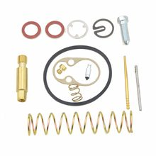 GOOFIT 15mm Bing Carb Rebuild Repair Gasket Kits for Puch Maxi Sport Luxe Newport N090-114-1(China)