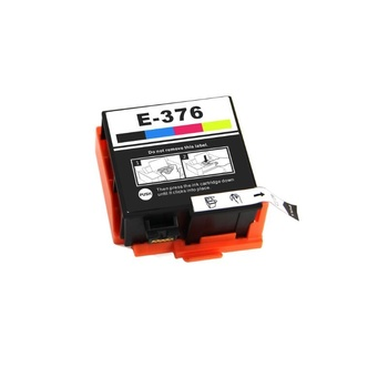 INK WAY 5PCS T376  for PictureMate PM-525 Photo Printer,new ,with ink and one time chips