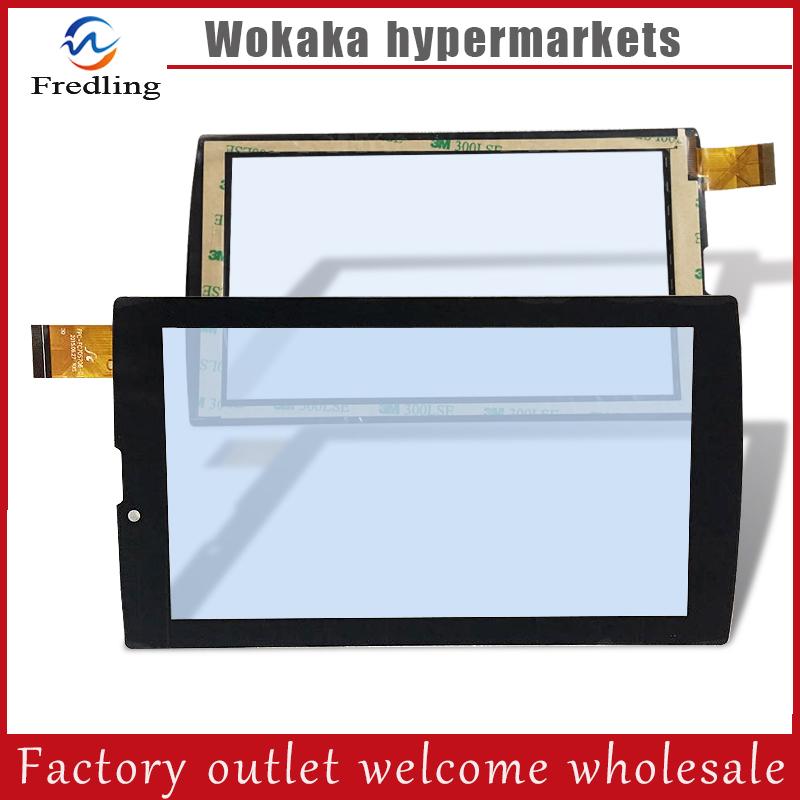7 Inch Digma Optima 7201 3G TS7047PG/7202 3G TS7055MG/CITI 7900 3G CS7052PG/7902 3G CS7066MG touch screen panel digititizer erolanta комплект черный комбинация со шнуровкой и стринги