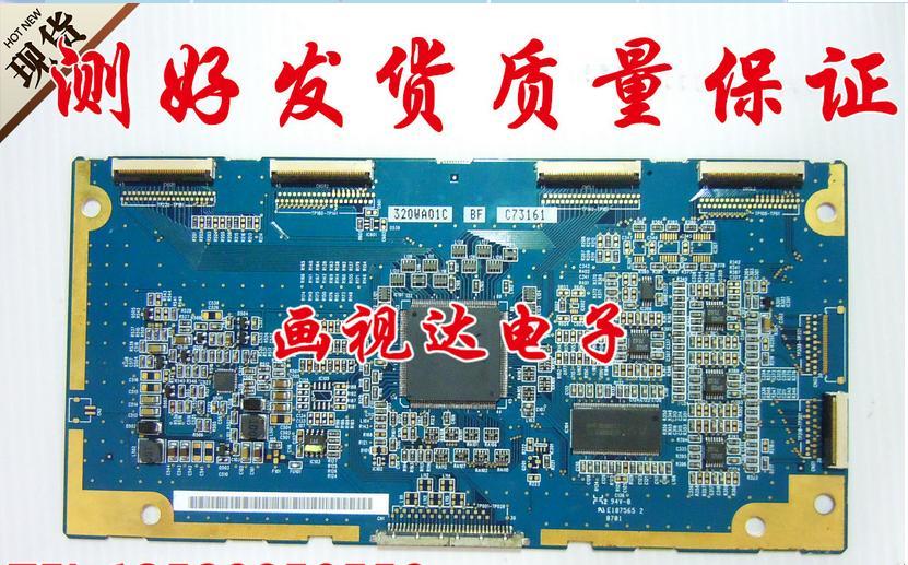 lc32as28 logic board 320wa01c BF screen claa320wa01  T-CON connect board блэйзер as bf