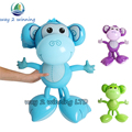 3 Pieces/Set 40*50cm Inflatable Small Monkey Children Toys Kids Baby Birthday Decoration Balloon Party Supplies Kindergarten Toy