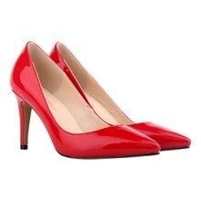 Frauen spitz stöckelschuhe hochhackigen Flacher mund high heels schuhe