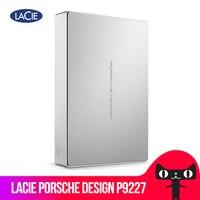 Seagate LaCie Porsche Design Desktop Drive 4TB 6TB 8TB Hard Drive P9237 P9233 3.5 External HDD USB 3.1 Type C for PC Laptop