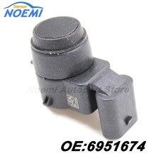 Auto Parking Sensor For BMW 1 3 SERIES E81 E87 E90 E90N Reverse Sensor 6951674