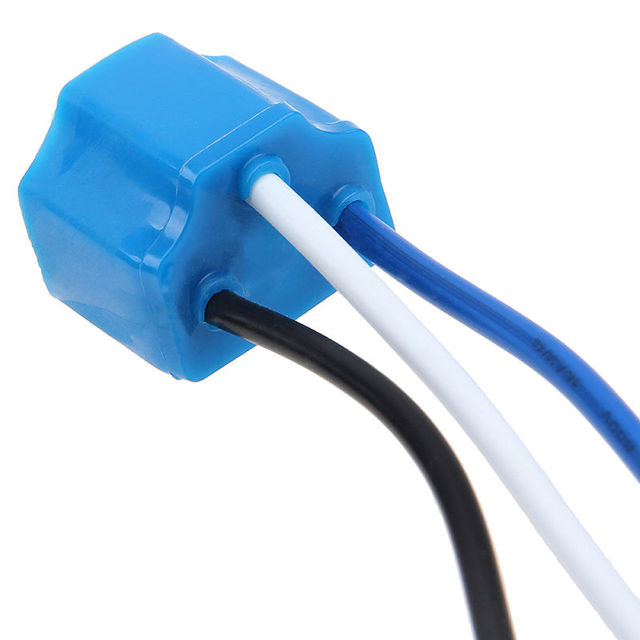 Amazing Us 1 16 29 Off Hot 1X Car H4 Headlight Socket Ceramic Headlamp Connector Lamp Bulb Wiring Harness Socket Plug For Car Electronic Blue In Cables Wiring 101 Capemaxxcnl