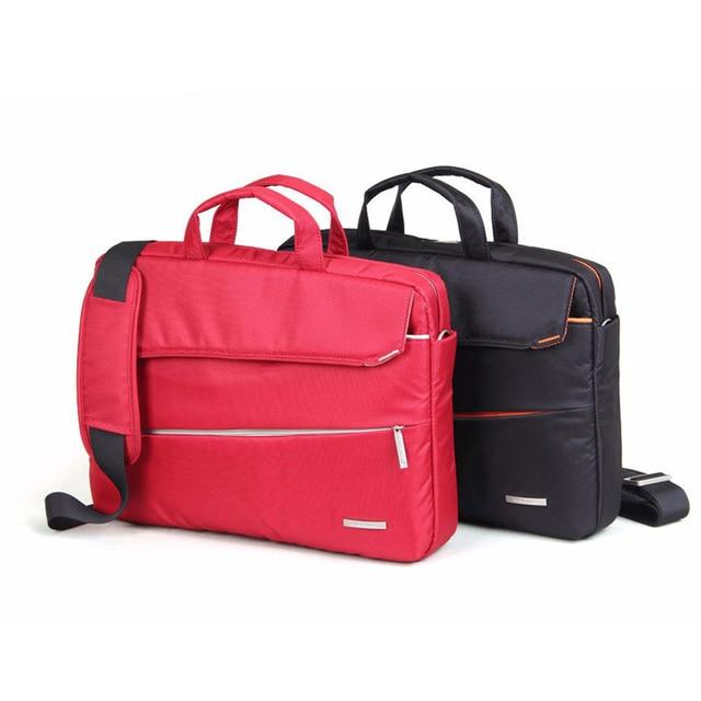Kingsons 14.1 15.6 inch Notebook Waterproof Nylon Handbag Men Business Laptop Briefcase Women Shoulder Messenger Bag