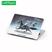 LoliHippo Game of Thrones Laptop Protective Case for Apple Macbook Air Pro 11 12 13 15 Inch Retina Got Notebook Replace Cover