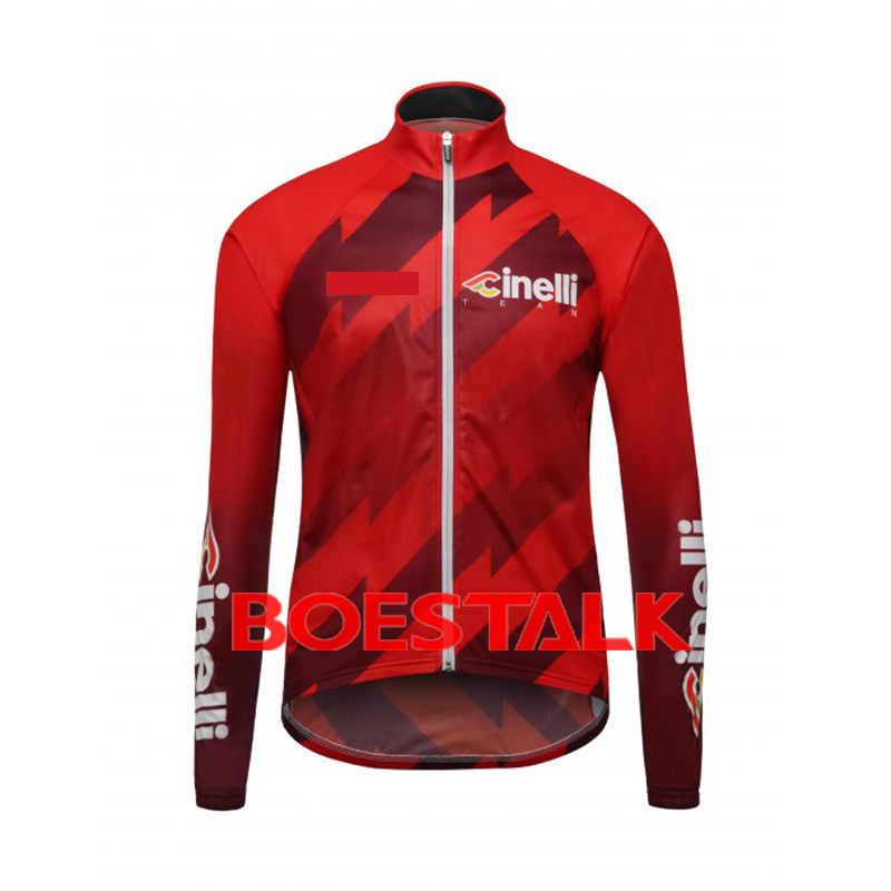 78e928b11 cinelli uci 2019 spring custom clothing long sleeve cycling jacket bike  tops wear jersey ropa ciclismo