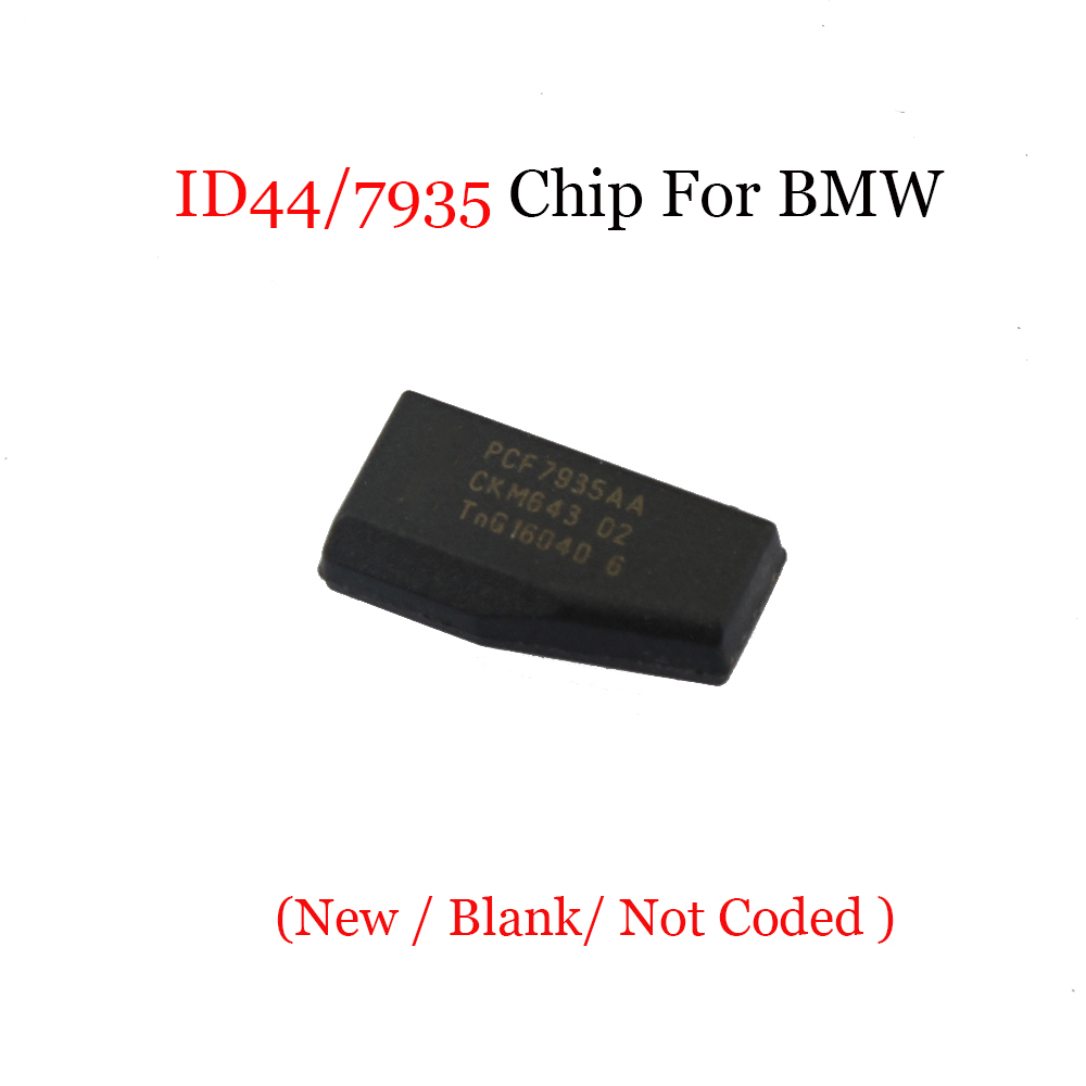 1pcs*Car Key Transponder Chip ID44 7935 For BMW 1 3 5 7 Series EWS Cas System (New / Blank / Not Coded) Free Shiping