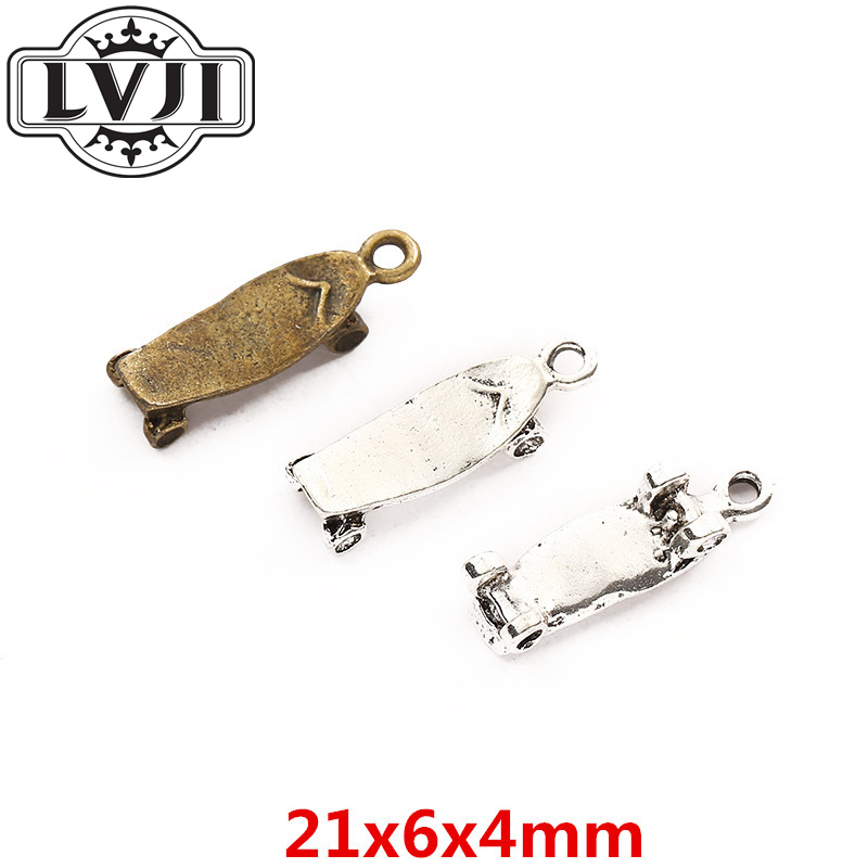 28pcs fashion Jewelry trunk charm pendant for Necklace making  6000