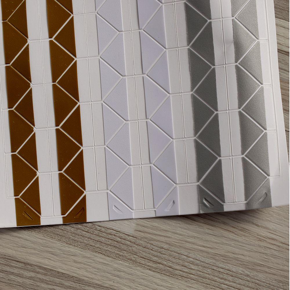 New1 фото листа скрап-альбом Уголок Ленты Стикеры самоклеящиеся ручной DIY