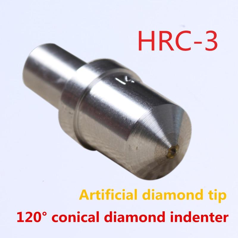 HRC-3 Metal Steel Diamond Indenter Penetrator For Hardness Testing Tester //