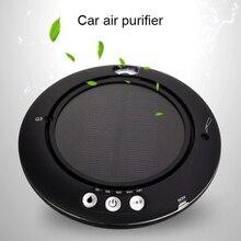 MWdao car air purifier vehicle air ionizer cleaner fresh Humidifier negative ion ozone ozonizer odor eliminator usb for car цена и фото
