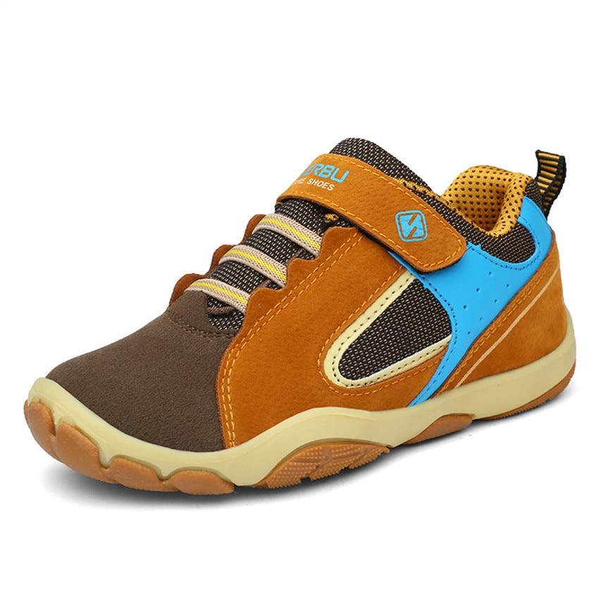 PU TIAN Kinderen Schoenen Kinderen Sneakers Ademend Waterdicht - Kinderschoenen - Foto 2