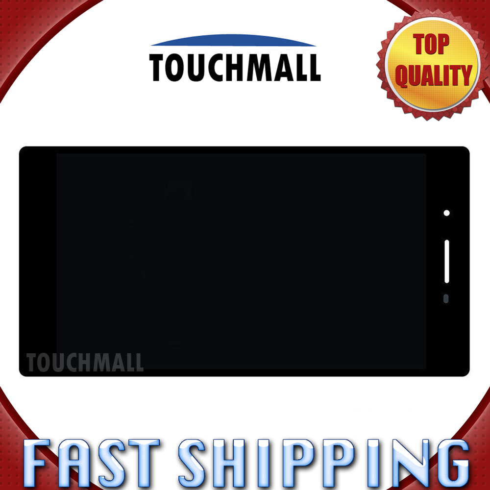 For New LCD Display Touch Screen Assembly Replacement For Lenovo Tab 3 Tab3 730 TB3-730 TB3-730X TB3-730F TB3-730M Free Shipping girls dress summer 2017 ball gwon girl children clothing brand clothes solid kids for princess party wedding toddler dresses