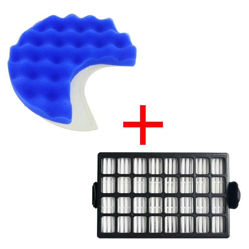 3Pcs/Lot Replacement Dust Hepa Filter For Samsung DJ97-00339A/D/F SC8480 SC8440 SC8420 SC8450/60/70 Vacuum Cleaner Spare Parts
