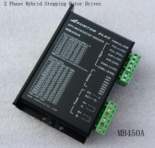 Nema 17 23 42 Stepping motor driver MB450A Stepping driver 128 Subdividing 4.2A  dhl ems 2 lots 1pc used vexta stepping driver csd2112 p a2