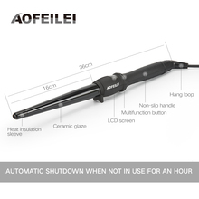 Ceramic Professional Hair Curling Roller Wand