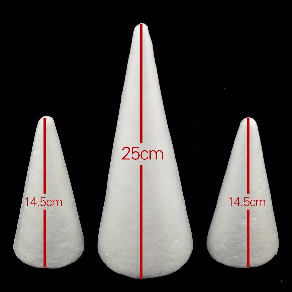 5PCS/Lot 25CM Modelling Polystyrene Styrofoam Foam Ball ...