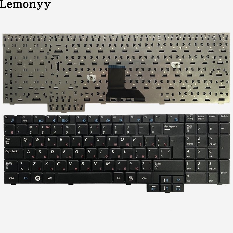 Russian FOR samsung R620 R528 R530 R540 NP-R620 R525 NP-R525 R517 R523 RV508 RU laptop keyboard