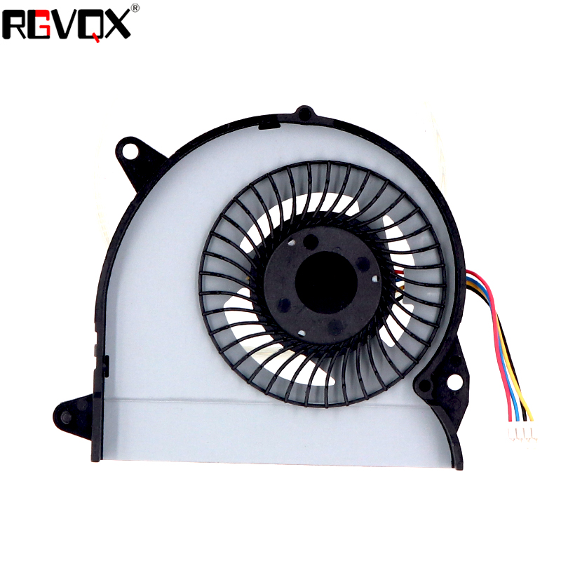 Купить с кэшбэком New Laptop Cooling Fan For ASUS X32U U32U U32J U32JC U32V U32VJ U32VM Original PN: KDB05105HB CPU Cooler Radiator