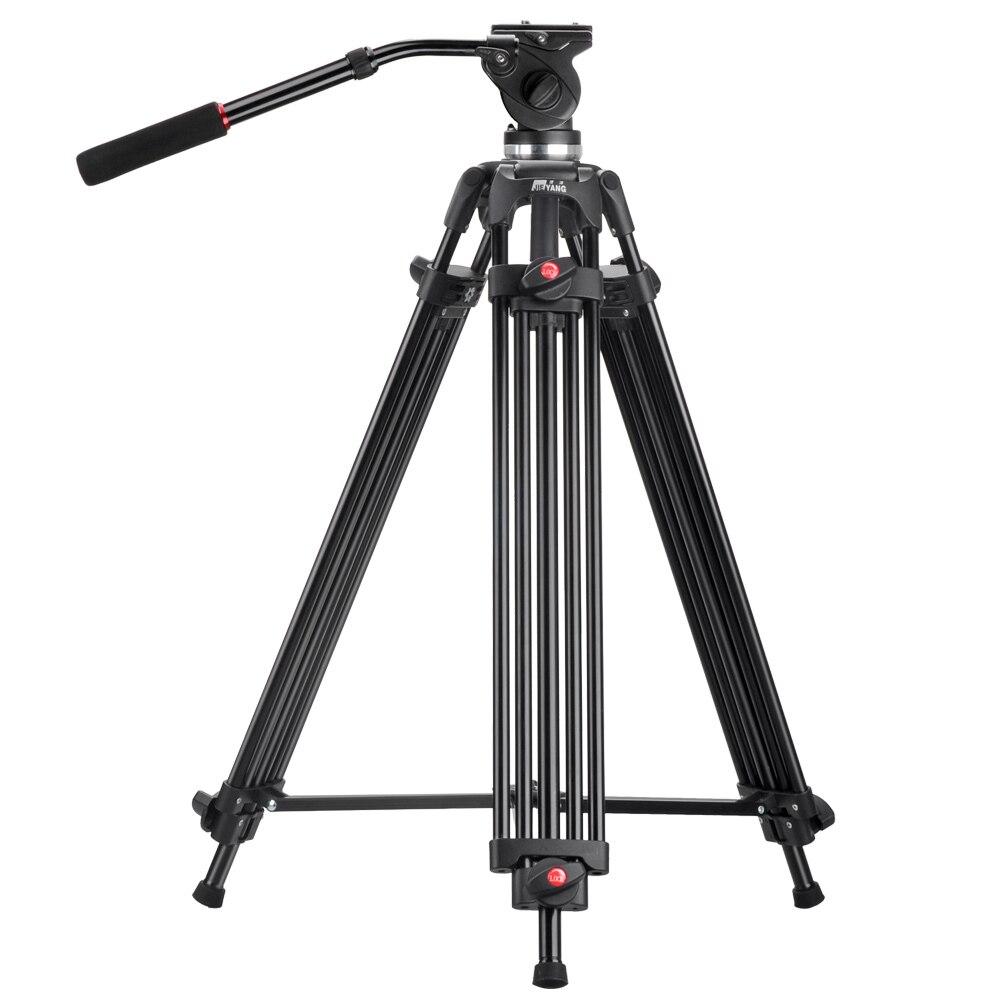 Camera Tripods For Dslr Camera aliexpress com buy jieyang jy0508 jy 0508 professional camera tripod for video taking dslr fluid head damping f