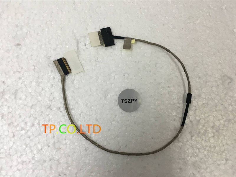 New Original For Toshiba Satellite L40 L40D L40D-B C40-B Laptop LCD LVDS CABLE 1422-01RM000 30Pin LCD Screen LVDS Video Cable new lcd flex video cable for toshiba satellite l870 l875 l875d c870 c870d c875d c875 laptop lvds cable p n 1422 0159000