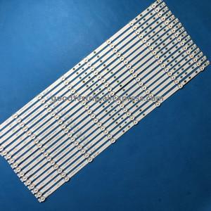 "Image 1 - 16 個ledバックライトストリップキットバーCX 65S03E01 ソニー 65 ""テレビKDL 65W857C KDL 65W859C KDL 65W855C"