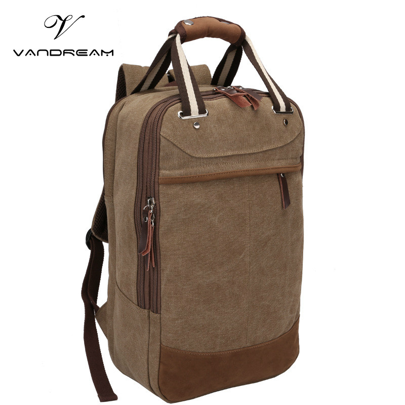 2017 New Big Large Capacity Man Travel Bag Mountaineering Backpack Teenager Men Canvas Laptop Schoolbag Bucket Shoulder Hand bag ruil 2017 high capacity backpack men s travel durable schoolbag laptop large capacity computer bag
