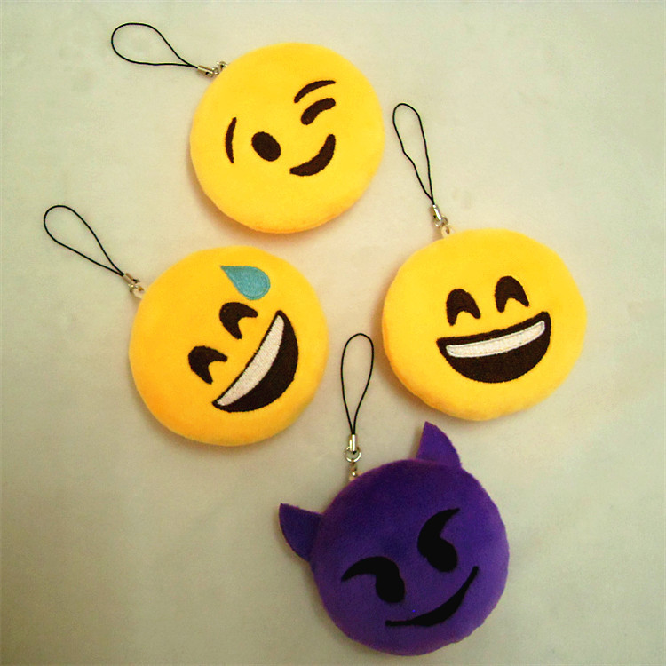 Cuscini Emoticon.Sonstige Altri Spielzeug Cuscini Piccoli Emoji Emoticon 14 Cm