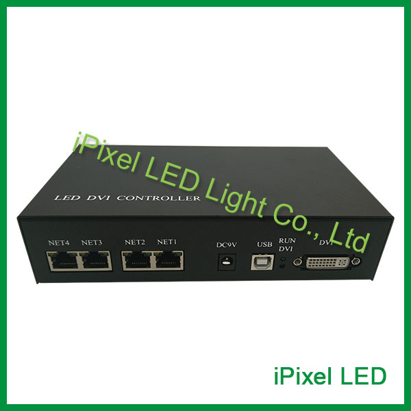 وحدة تحكم DVI LED ، وحدة تحكم رئيسية LED - إضاءة LED