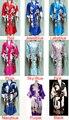 Бесплатная Доставка женская Кимоно Халат/Платье Гейши Халат Халат Пижамы С Поясом