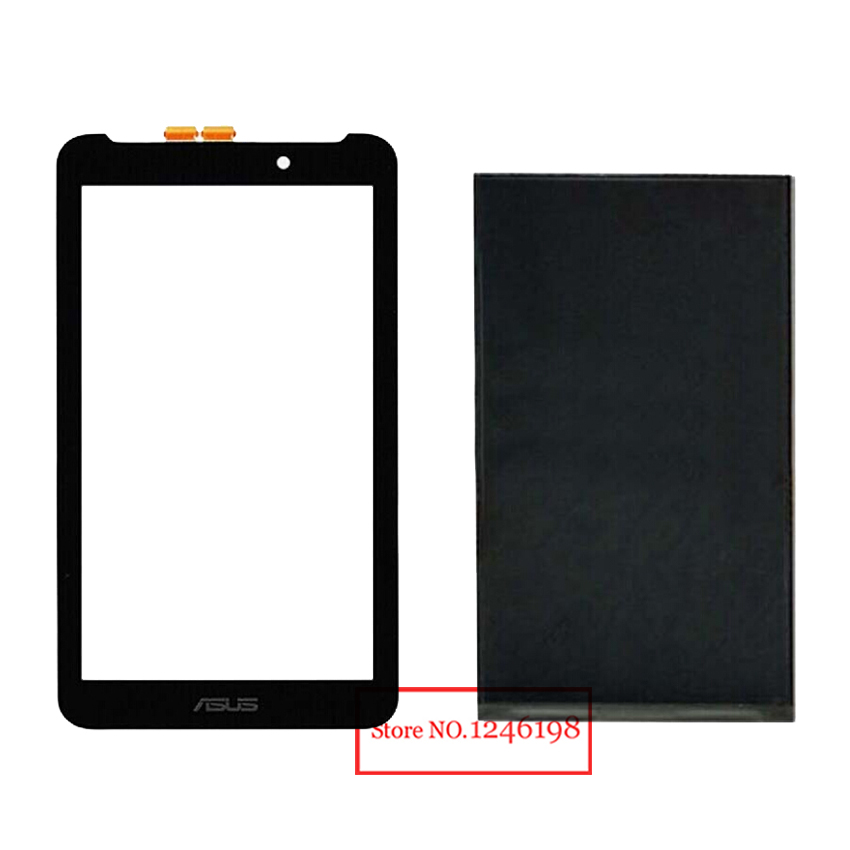 TOP Quality Black Touch Screen Digitizer Glass Sensor + LCD Display Panel For ASUS FE7010CG FE170CG ME170 K012 Replacement Parts