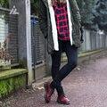 Doc Mratins iVog 2017 Nova Primavera Das Mulheres do Estilo Retro Mulher Sapatos TPR Sapato Moda Martens Clássico Britânico Das Mulheres Plana