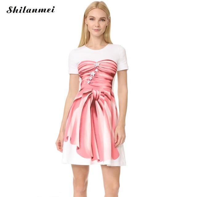 Miedoso Vestido De Partido Blanco Ideas Ornamento Elaboración ...