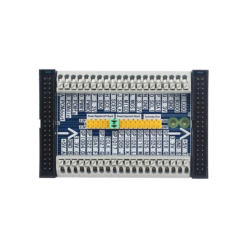 Raspberry Pi GPIO Board RPI Multifunctional Cascade Expansion Extension Board Module For Orange Pi Raspberry Pi 4B/3B+/3B
