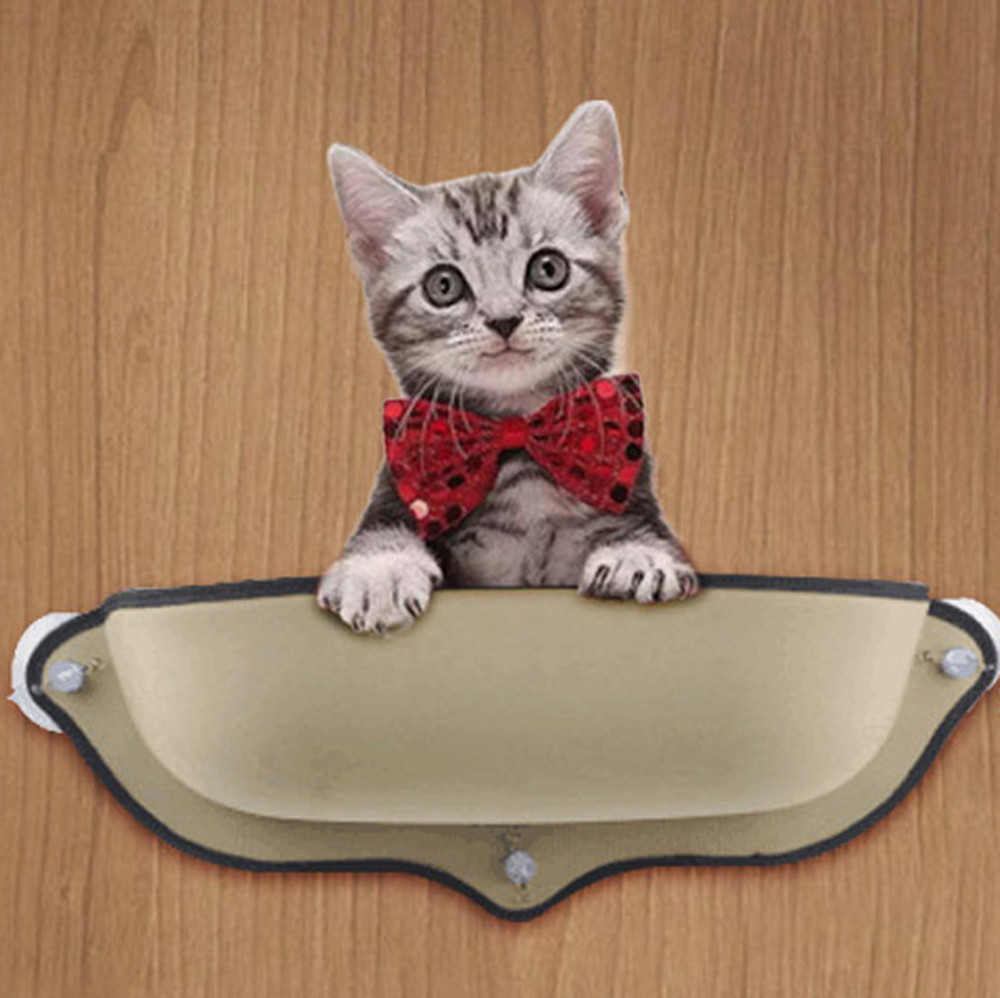 online shop hand wash cat window bed seat perch kitty mounted  fortable cat bed hammock hanging shelf seat with suction cup pet sofas   aliexpress mobile online shop hand wash cat window bed seat perch kitty mounted      rh   m aliexpress