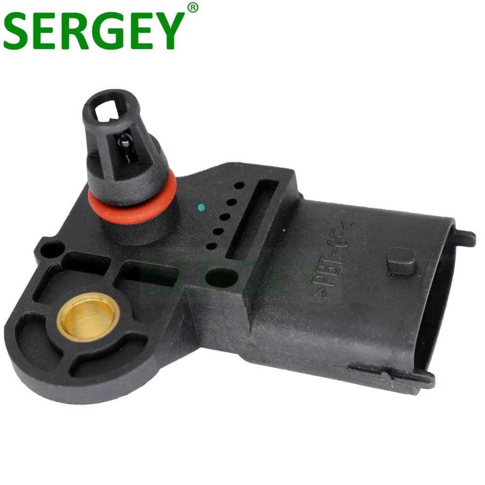 Combustible partes Sensor Map colector de admisión de presión de aire Original oe Spec Reemplazo
