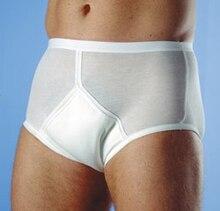 Бесплатная доставка fuubuu2102-white под Штаны/незначительные недержания Штаны/пеленки пеленания/для Для мужчин