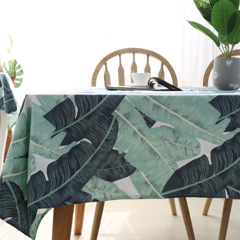 Sale rectangle linen cotton hotel tablecloths dinner restaurant coffee table cover flags for home decorative